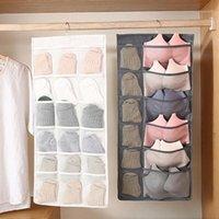 30 Paketler Temizle Asılı Çanta Çorap Sutyen Iç Çamaşırı Raf Askı Depolama Organizer1