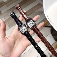 Großhandel Uhren Heißer Verkauf Damen Elegante Mode Quarzuhr Wasserdichte Lederband Beste Damen Geschenk Luxussport Freizeituhr 704
