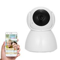 Monitoreo del hogar Cámara inalámbrica 1080P 360 ° WiFi de banda ancha se puede conectar a Teléfono Móvil Tienda Remoto HD Calidad de imagen Monitor Y5