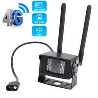 3G 4G SIM carte à puce pelle voiture bus IP Dome WIFI Caméra de sécurité extérieure 5MP HD 1080P CCTV Accueil Surveillance en métal P2P Camhi
