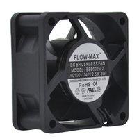 냉각 팬 6025 침묵 냉각 핀 라디에이터 팬 컴퓨터 PC 라디에이터 안전 안정적이고 신뢰성