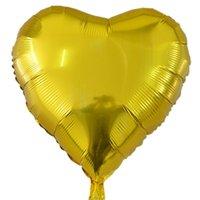 풍선 풍선 결혼식 심장 호 일 풍선 45 * 45cm 생일 파티 공주 장식 이벤트 파티 용품 DHL 무료 배송 143 G2