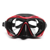 Adulto Máscara De Mergulho De Silicone De Silicone Goggle Subaquático Salvage Scuba Goggles Máscara de Natação Equipamentos de Natação Ferramentas