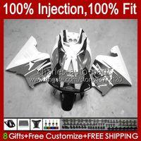 Injection pour Honda NSR 250 250R MC28 94 96 96 97 98 99 102HC.149 Gris Blanc NSR250R NSR250 R PGM4 1994 1995 1996 1997 1998 1999 Farécences