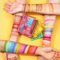 Novas 15 cores querido paleta de cores do partido sombra perolada fosco verão vitalidade maquiagem pigmento paleta dropshipping