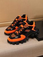 2021 Nuovo designer Top Designer scarpe da uomo scarpe piattaforma elevata cucitura in pelle mercerizzata in tessuto traspirante misura 38-45