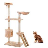 """60 """"дюймовый котенок домашний домашний дом гамак кошка башня башня кондо в Scratc Qylmpr Homes2011"""