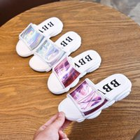 Girls Slippers 2020 Summer New Little Princess Sandals Soft ...