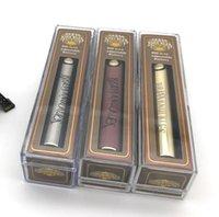Vape penna batteria 510 filo tirapugni pre calore 900mAh 3.2V-4.1V con caricatore usb di alta qualità DHL di stampa personalizzato