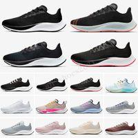 Zoom Pegasus 37 turbo Nuevos Zooms Pegasus 37 Turbo 2 Black Gunmok Mens Running Shoes Zoomx 4 Siguiente Betrue Blue Ribbon Sports Women Sneakers 36-45