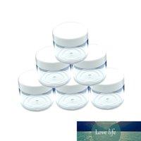 100pcs 20g Sahneglas Lippenstift Box kosmetische Kunststoff-Box Nagelkunst Schmuck Aufbewahrungsbox portable Schönheit Werkzeug