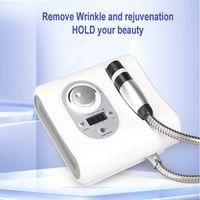 Magie coole Hautkühler-Gerät für Kosmetikerin Cryo Cool Heiß Elektroporation Keine Nadel Mesotherapie Haut Gesicht Hubmaschine