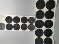 15 oz 20 oz için 3 M Kendinden Yapışkanlı Kauçuk Coaster 30 Ons Tumblers Yapay Edilebilir Bardak Kauçuk Alt Koruyucu Şişe Ped Çıkartmalar