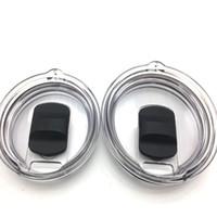 30 ob 20oz Tumbler Cup Замена магнитных крышек Кристалл прозрачная крышка тумблер MAG ползунок крышкой разливы для чашки