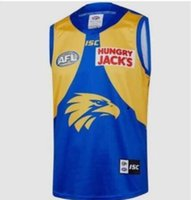 Vendite calde 19 Tutto Afl Jersey Geelong Cats Essendon Bombardieri Adelaide Crows St Kilda Santi Gws Giants Guernsey Rugby Jerseys Singlet