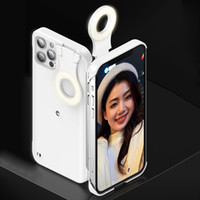5pcs Ship Phone Case with Beauty LED Flash Light for iPhone ...