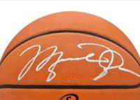 Micheal nuovo autografato firmato firmati firmati firmati autografi interni / da esterno Collezione per esterni Palla da basket