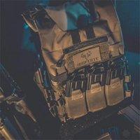 BF GTPC 2.0 Lanzamiento rápido Placa de placa táctica ligera Placer Chaleco de caza de tiro al aire libre Rango de tiro Molle chaleco para Airsoft 201215