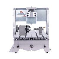 DIY CNC 3020 Quadro para CNC Gravação de Máquina de Máquina de Fresa de Limite de Máquina com Nema23 Acoplamentos Motores