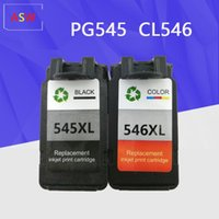 Cartucce d'inchiostro PG545 CL546 Sostituzione per cartuccia canonica PG 545 cl 546 pixma mg2950 mg2550 mg2500 mg3050 mg2450 mg3051 mg2450 mg3051 mx495