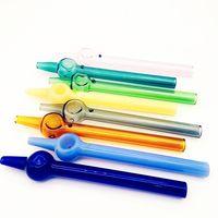 Glass Nectar NECTOR Kit collezione con punte al quarzo DAB Pannelli di petrolio di paglia da tavolino in silicone tubo di fumo con tubo di vetro per fumatori