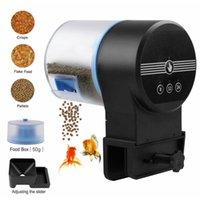 Adjustable Fish Feeder Feeding Aquarium Tank Matic qyltLX packing2010
