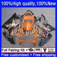 OEM pour Honda Orange Black CBR900RR CBR 929RR 929RR 929CC 2001 2001 50hm.79 CBR900 RR CBR 900 929 RR 900CC CBR929RR CBR929 RR 00 01 Catériel