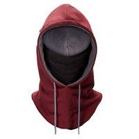 3 in 1 Men cappello autunno cappello di inverno Mask Forniture sciarpa antivento caldo protezione esterna in bicicletta Cappelli del partito IIA760