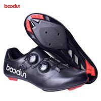 20 أحذية NEW سباق الدراجات الجبلية أحذية MTB الطريق للدراجات تنفس ماء ذاتية الغلق سباق دراجات رياضية