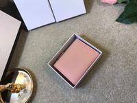 2021 portafogli da uomo e da donna borsette di carte di alta qualità titolari di carte quadrate cortometraggi bodie bodie di cambio moda con scomparti con scatola