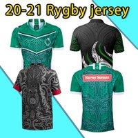 2020 Maori Todas as estrelas Indígenas Todas as estrelas Adult de alta qualidade Rugby Jersey Tamanho: S-5XL