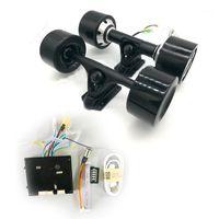 Strikate Dual Drive 70mm 83mm 90mm Elektrische Skateboard Hub Motor 8inch Truck Dual Drive Elektrische Skateboard Motor Kit1