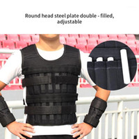 Exercise Weight Vest Suit Running For Boxing Training Shank ...