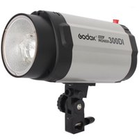 Godox 300DI 300DI 300WS Mini Master Strobe Strobe Strobe Strobe Lumière de photographie avec la tête de la lampe pour accessoires de studio photo1