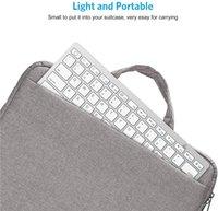Tastiera mini wireless per laptop in stile multimediale compatibile con iOS e altre tastiere Bluetooth ultra-sottili per dispositivi abilitati Bluetooth