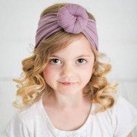 Аксессуары для волос M Мизм ins Стиль Мода Пожертвуйте Хлопок Оголовье Турбан Для Детской Волома Симпатичные Девушки Голова Уилки Бандана