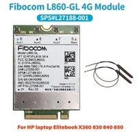 Modems FDD-LTE TDD-LTE CAT16 Fibocom L860-GL 4G Módulo WLAN Card SPS # L27188-001 para laptop EliteBook x360 830 840 8501