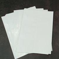 التسامي الأبيض يتقلص فيلم التفاف حقيبة بهلوان عالية درجة الحرارة المقاومة الحرارة تقلص الحقائب متعددة الأحجام مريحة 0 9HL6 N2