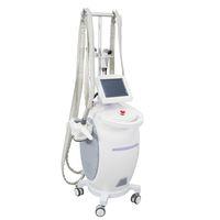 Buena calidad más reciente E8 Vela Slim Machine con el rodillo de vacío RF Cavitación de ultrasonido de RF para el adelgazamiento del cuerpo