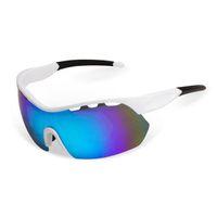 Классические Солнцезащитные очки Велосипедные Мужчины Женщины Наружный Велоспорт Спорт Спорт Солнцезащитные Очки UV400 Велосипед Очки Гонки с случаями
