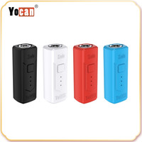 Yocan Kodo Box Mod 400mah VV Батарея нагрева для 510 Густой нефтяной резервуара Th105