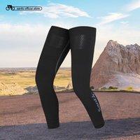 Aquecedores de perna de braço Santic Ciclismo longo outono inverno UV proteger o tamanho asiático S-XXL 6C090531