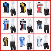 2020 Dev Team Bisiklet Kolsuz Jersey Yelek Önlüğü Şort Nefes Yarışı Bisiklet Bisiklet Giyim 2020 N03029020 ayarlar