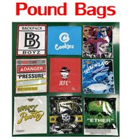 One pound Jefe Pressure Backpack boyz Insane LB bags Jungle boys Cookies Obama runtz Sharklato Money bagg 420 packaging