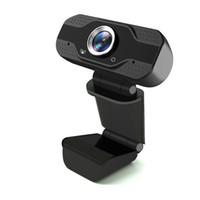 Full HD 1080P Webcam PC Web Telecamera con microfono X5 USB Webcams per chiamare la videoconferenza di trasmissione in diretta