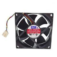 80 мм вентилятора PWM для AVC DS08025R12U 0TJ5T2 8025 8CM 12V 0,70А 64CFM контроль скорости 80 * 80 * 25 мм1
