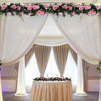 장식 꽃 화환 인공 꽃 장미 포도 나무 갈 랜드 8 피트 / 조각 현실적인 가짜 장미 식물 가정 부엌 결혼식