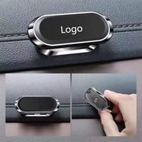El más nuevo soporte para coche magnético del teléfono del teléfono celular 360 grados de rotación fuerte del soporte del coche Multifuncional antideslizante montaje para el coche