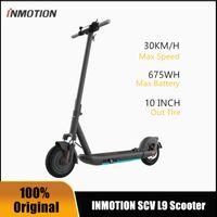 Оригинальный Inmotion SCV L9 Smart Electric Scooter