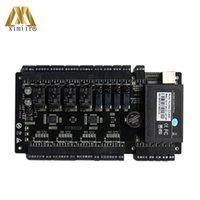 ZK C3-400 Sistema di controllo accessi per porta 4 porte Accesso pannello di controllo Pannello di controllo Accesso scheda + ALIMENTAZIONE SCATOLA E FUNZIONE DELLA BATTERIA